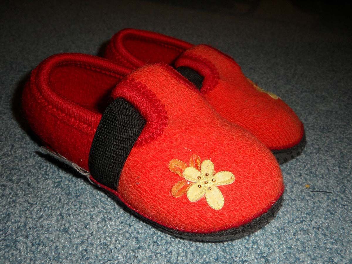 Felt Slippers Wool Felt Felt Slippers Shoes